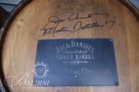 Jack Daniels Whiskey Barrel Signed by Master Distiller #7
