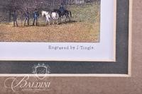Framed Engraving by T. Allen