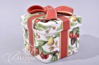 """""""Tiffany Holiday"""" by Tiffany & Co. Small Covered Trinket Box"""