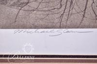 Michael Sloan Framed Print, Signed  #46/1000
