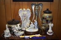 Assorted Decor Items