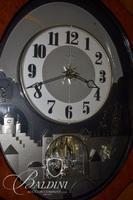 Small World Quartz Wall Clock