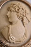 Antique Cameo Brooch with Receipt