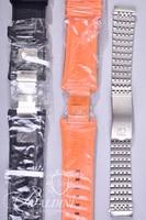 Assorted Watch Bands and Zippered Case
