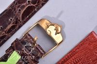 (2) Reptile Watch Bands and Zippered Case