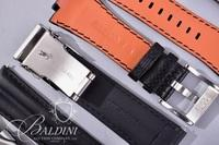 (4) Watch Bands and Zippered Case