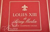 Louis XIII by Reimy Martin Grande Champagne Cognac Carafe - No BJ 3299