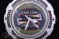 Swatch Watch on Stretch Band