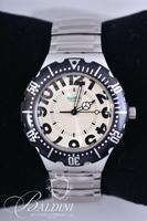 Swiss Swatch Watch on Stretch Band