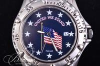 """""""United We Stand"""" Pulsar Watch"""