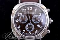 Burberry Swiss Made Sample Watch on Leather Band