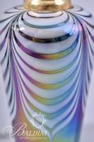Iridescent Art Glass Atomizer