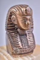 Egyptian Sphinx Figure on Onyx Base