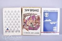 (5) Sets of Playing Cards
