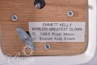 Emmett Kelly Music Box from the Emmett Kelly Estate