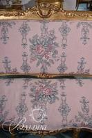 Early Settee - Reupholstered