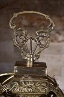 Brass Fireplace Fan