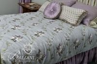 Custom Created Bedding for Full Size Bed - Includes Pillows