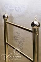 Brass Quilt Stand