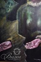 "Original Oil on Canvas by Wm. De Long Coburn Entitled ""One Last Time"""