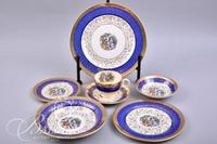Bromley Portrait China with 22Kt Gold Trim