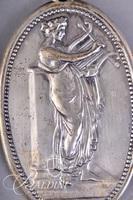Gorham Sterling Keychain