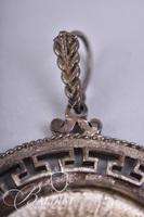1923 Peace Dollar Pendant