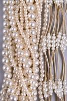 (2) Multi Strand Pearl Necklaces