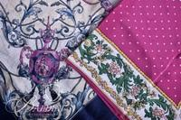 (5) Scarves - Pinks, Blues, Greens and Whites