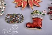 Christmas Jewelry, Watches, Bracelets and Button Covers