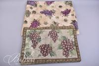 (6) Tablecloths Includes Hand Embroidery, (10) Placemats, (20) Cloth Napkins Includes Hand Embroidery