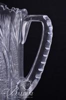 Brilliant Cut Glass Crystal Pitcher