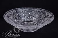 (2) Pressed Glass Bowls
