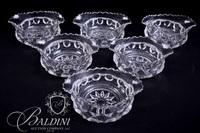 Assorted Kings Crown Crystal Pieces