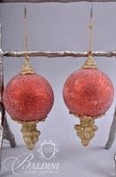 Christmas Tree Ornaments, Birds, Red and Silver Tree Ornaments, and Tree Pics