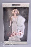 (5) Holiday Barbies NIB and Marilyn Monroe