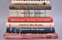 (19) Cookbooks Including Mama Cash's Kitchen, Cucumber Hollow with Love, Miss Mable's Tea Room