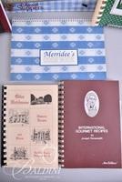 (22) Cookbooks Including Nashville Restaurants, Signed and Secrets of Nashville Chefs, Signed