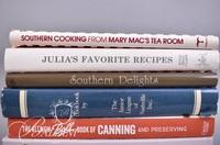(22) Cookbooks Including Patti's Cook Book, Homecoming Cookbook and Country Classics from Tenn. Farm Bureau Women