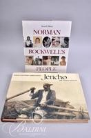 """""""Jericho - The South Beheld"""" Book by Hubert Shuptrine and James Dickey and Norman Rockwell's People"""