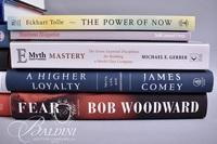 """(16) Books Including """"The Room Where it Happened"""" and """"A Higher Loyalty"""""""