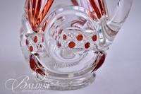 Crystal and Ruby Pitcher