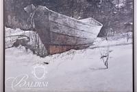 "Hubert Shuptrine ""Sea of Snow"" Framed Print"