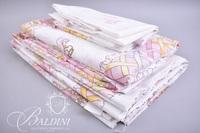 Twin Sheet Sets - Lady Lovely Locks and Purple Unicorns