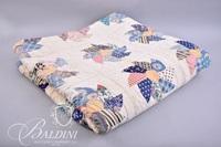 Hand Stitched Pinwheel Quilt