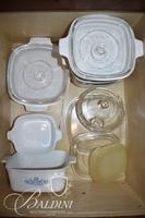 Corning Ware with Lids