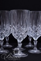 (8) Waterford Crystal Goblets
