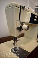 Singer Sewing Machine, Stool and Sewing Notions