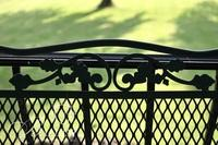 (4) Wrought Iron Chairs