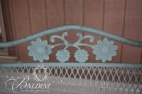 Wrought iron Table and (6) Chairs